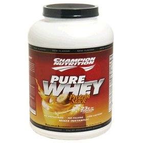 Pure Whey Protein Stack (Champion Nutrition)