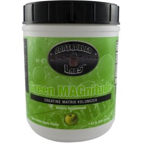 Green MAGnitude (Controlled Labs)
