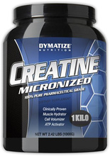 Micronized Creatine (Dymatize)