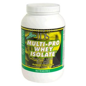 Multi-pro Whey Isolate (IDS)