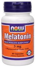 Melatonin (NOW)