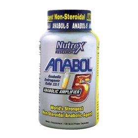 Anabol-5 (Nutrex Research)