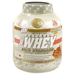 100% Natural Whey Gold Standard (Optimum Nutrition)