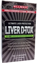 Liver D-Tox (AllMax Nutrition)