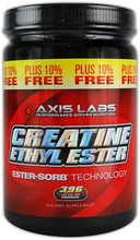 Creatine Ethyl Ester (Axis Labs)