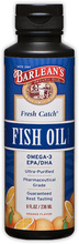 Fresh Catch Fish Oil Liquid (Barlean's)