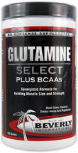 Glutamine Select Plus BCAAs (Beverly Int.)