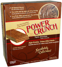 Power Crunch Bars (BioNutritional)
