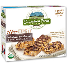Fiber Right Granola Bar (Cascadian Farms)