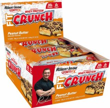 FIT Crunch Bars (Chef Robert Irvine FortiFX)