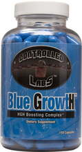 Blue GrowtH (Controlled Labs)