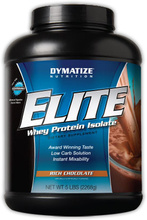 Elite Whey Protein Isolate (Dymatize)