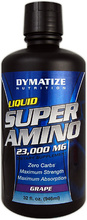 Liquid Super Amino (Dymatize)