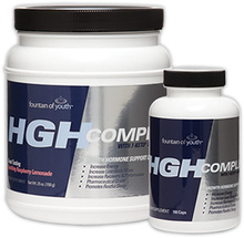 HGH Complete (Fountain Of Youth)
