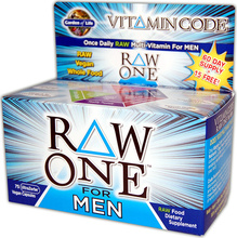 Raw One For Men (Garden Of Life)