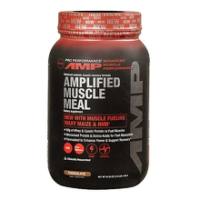 Pro Performance AMP Amplified Muscle Meal (GNC)