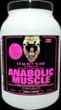 Anabolic Muscle (Healthy 'N Fit)