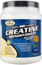 100% Creapure Creatine Monohydrate (Integrated Supplements)