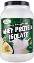Whey Protein Isolate (Integrated Supplements)