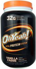 Oh Yeah! Total Protein System (ISS Research)