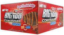 Big 100 Colossal High Protein Brownie (Met-Rx)