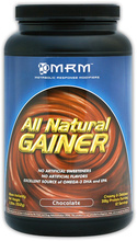 All Natural Gainer (MRM)