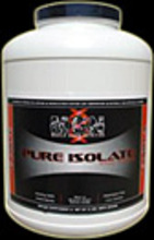 Pure Isolate Whey Protein (Muscle Gauge Nutrition)
