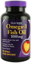 Omega-3 Fish Oil (Natrol)