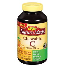 Chewable Vitamin C (Nature Made)