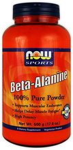 Beta-Alanine Powder (NOW)