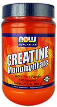 Creatine Monohydrate (NOW)