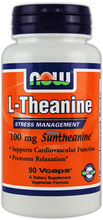 L-Theanine (NOW)