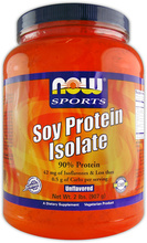 Soy Protein Isolate (NOW)