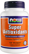 Super Antioxidants (NOW)