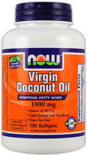 Virgin Coconut Oil (NOW)