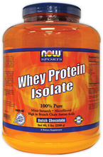 Whey Protein Isolate (NOW)