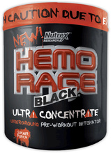 HEMO-RAGE Black Ultra Concentrate (Nutrex Research)