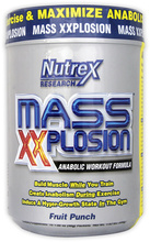 Mass XXplosion (Nutrex Research)