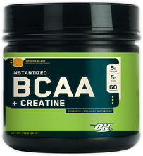 Instantized BCAA + Creatine (Optimum Nutrition)