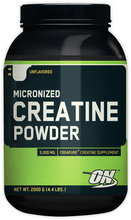 Micronized Creatine Powder (Optimum Nutrition)
