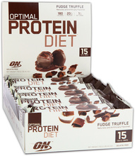 Optimal Protein Diet Bars (Optimum Nutrition)