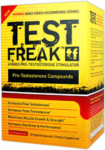 TEST FREAK (PharmaFreak)