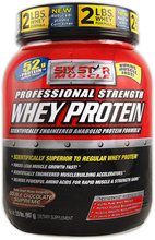 Professional Strength Whey Protein (Six Star Muscle)