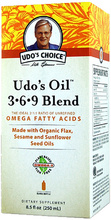 3-6-9 Oil Blend (Udo's Choice)
