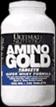 Amino Gold Tablets (Ultimate Nutrition)
