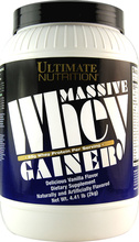 Massive Whey Gainer (Ultimate Nutrition)