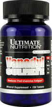Vanadyl Sulfate (Ultimate Nutrition)