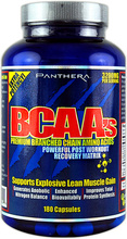 BCAA's (Panthera Pharma)